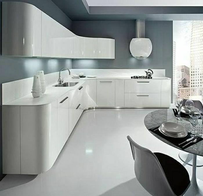 idee-deco-cuisine-photo-cuisine-blanc-laqué-aménagement-blanc
