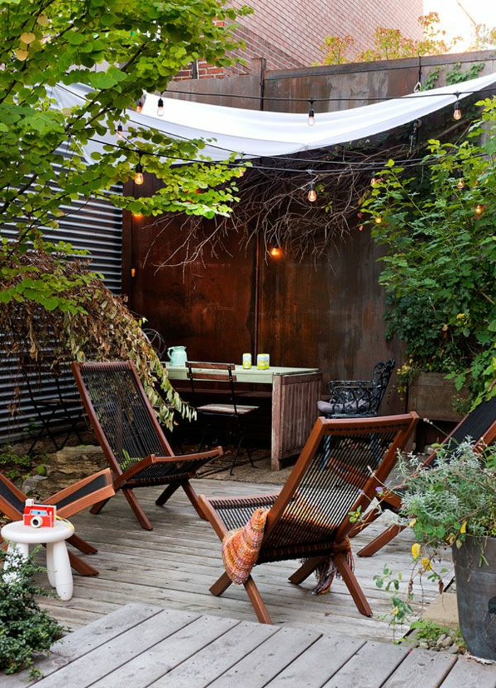 60 photos comment bien am nager sa terrasse for Idee amenagement de jardin exterieur