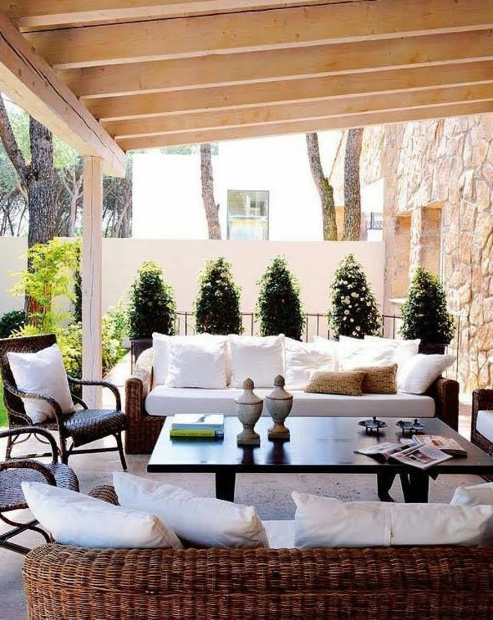 60 photos comment bien am nager sa terrasse for Idee deco pour le jardin