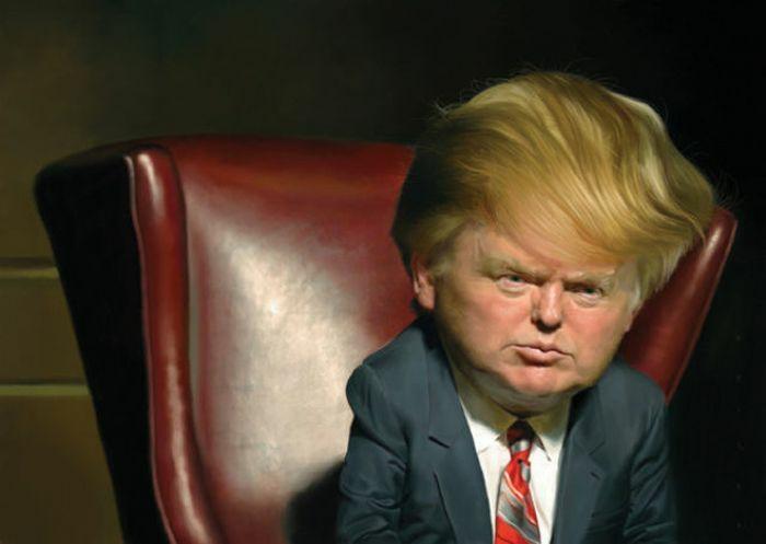 image-drôle-gratuite-image-drôles-voir-images-droles-donald-trump-caricature-resized