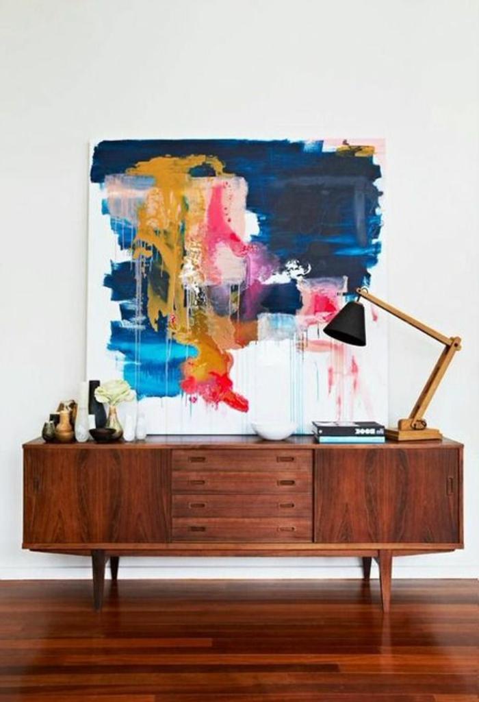 joli-bahut-conforama-en-bois-foncé-pour-un-salon-plus-art-et-contemporain
