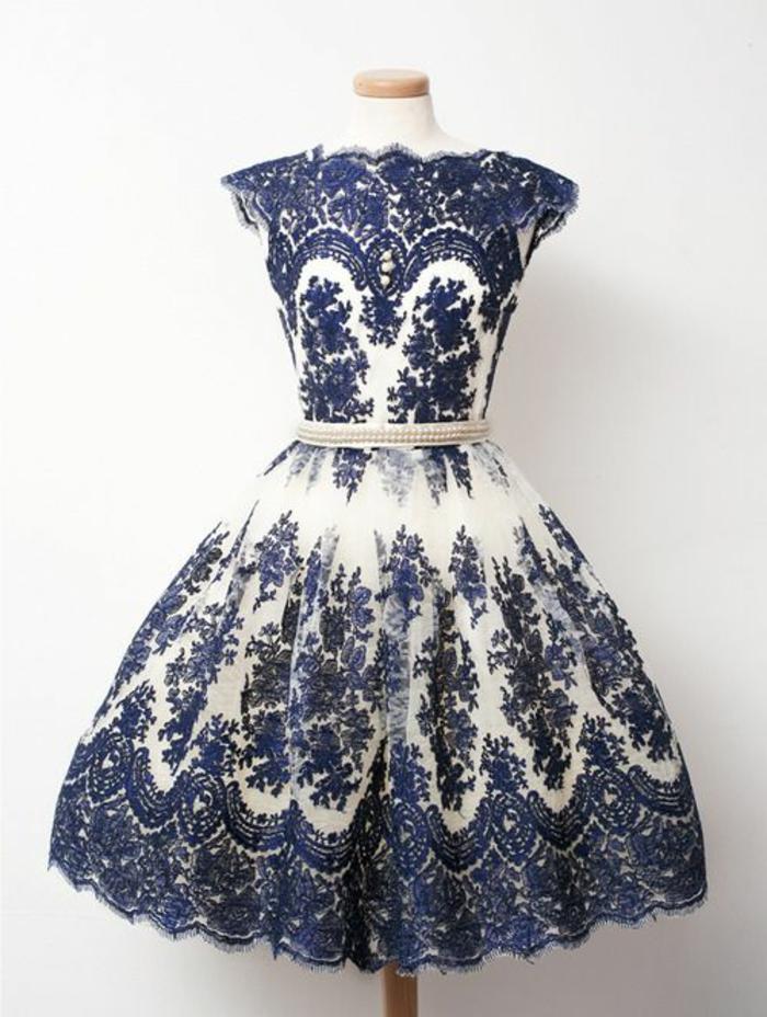 jolie-robe-de-soire-blanche-et-bleu-pour-les-filles-modernes-tendances-de-la-mode