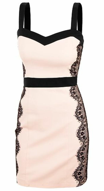 jolie-robe-de-soire-blanche-et-noir-pour-les-filles-modernes-et-elegantes