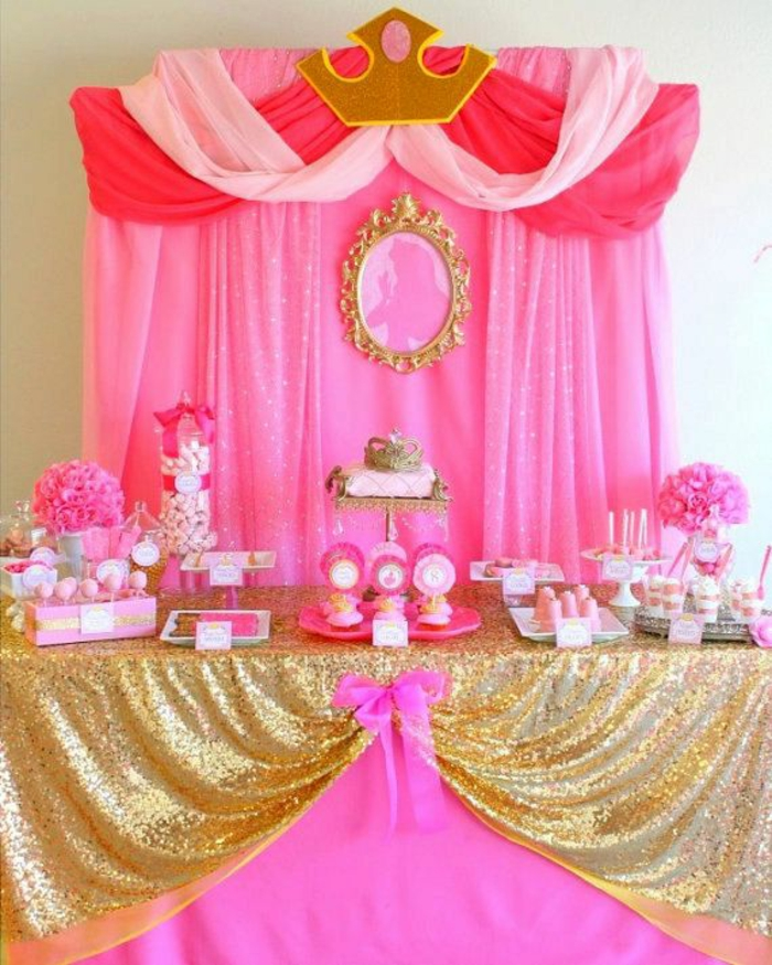 la-belle-au-bois-dormant-disney-gâteau-anniversaire-fille-total