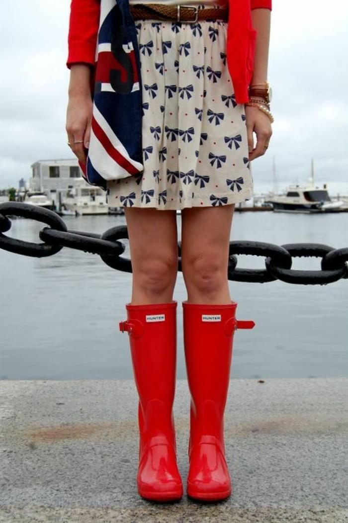 la-botte-de-pluie-bottes-en-caoutchouc-femme-accessoires-rouge-hunters