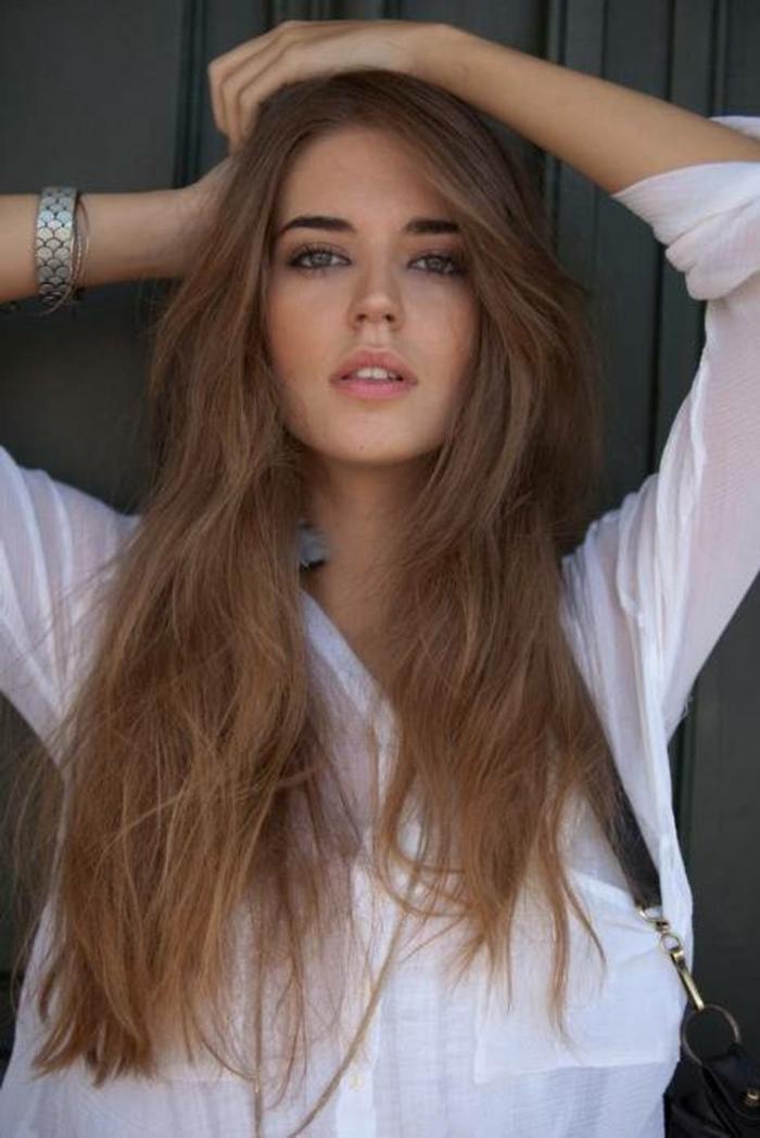 Une belle couleur de cheveux