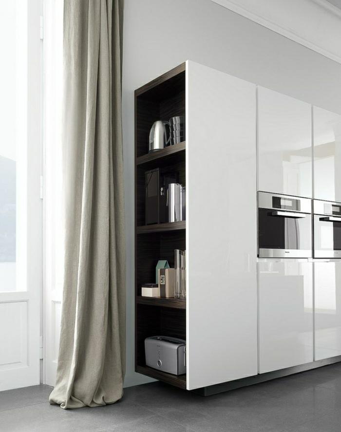 la-cuisine-blanche-et-bois-image-cuisine-laquée-blanche-bibliotheque