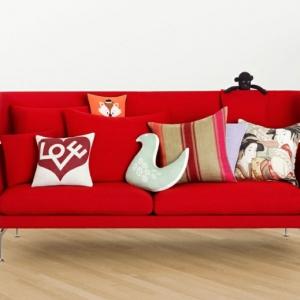 Les coussins design - 50 idées originales pour la maison