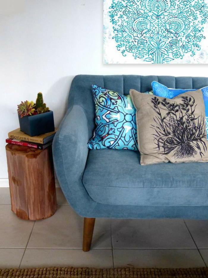la-housse-coussin-design-idées-aménagement-intérieur-peinture-table-basse-bois