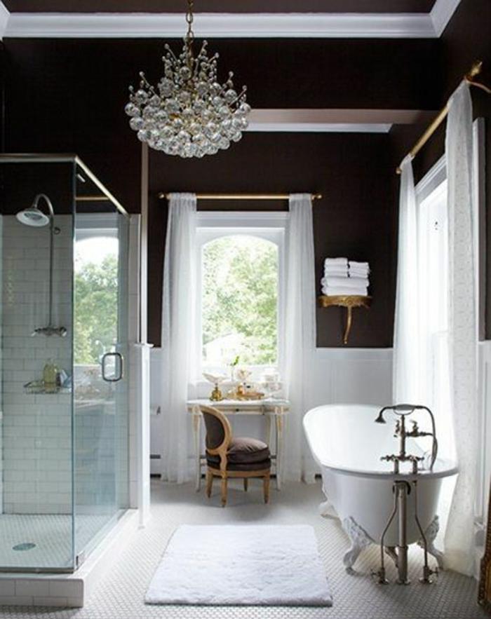 la-plus-belle-salle-de-bain-avec-plafond-noir-et-ikea-accessoires-salle-de-bain-murs-noirs