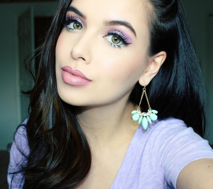 makeup-the-eyes-brown-green-tutorial-makeup-eyes-green-purple-resized