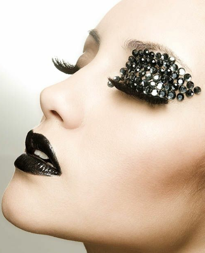 le-plus-beau-maquillage-artistique-pour-votre-face-quel-maquillage-poser