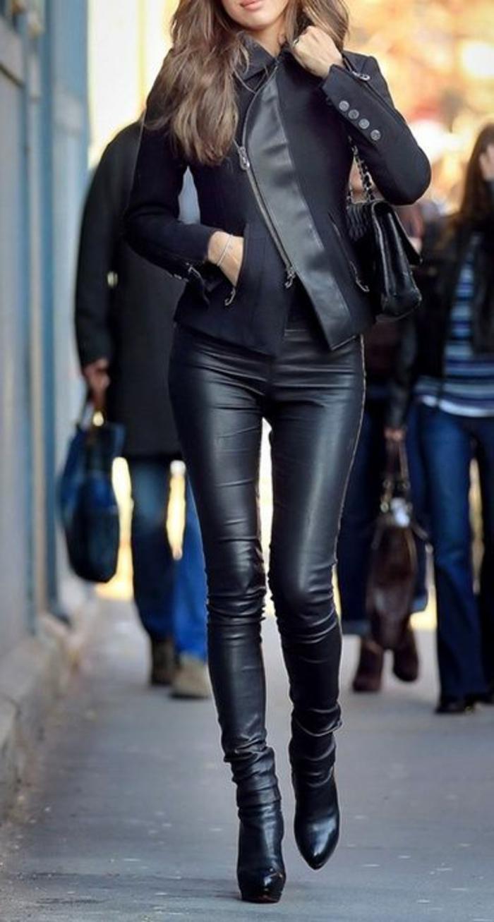 les-bottes-noires-en-cuir-noir-pour-les-filles-modernes-en-cuir-noir