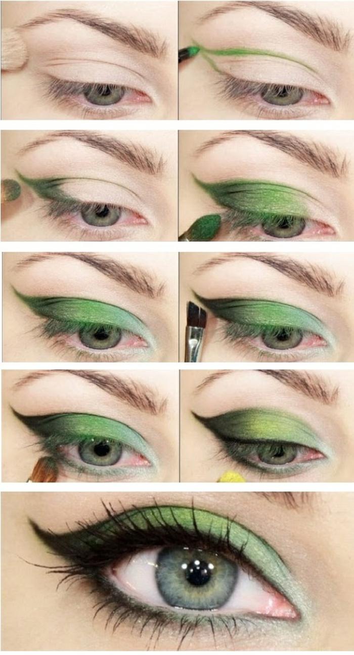 maquillage-pour-yeux-vert-maquillage-des-yeux-verts-ligneur-noir-vert-sur-yeux-verts-resized