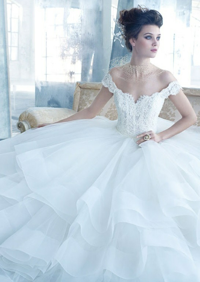 mariage-robe-de-mariée-princesse-de-Disney-Belle-et-la-bête-jolie