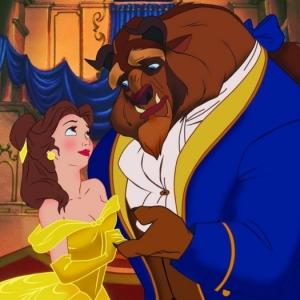 La Belle et la Bête Disney décoration en 80 idées magnifiques!