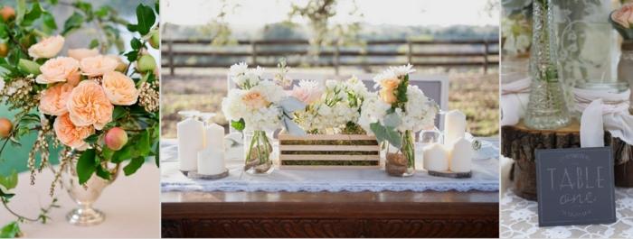 mariage-thématique-des-gâteaux-originales-de-mariage-idées-déco-fête-célébrer-avec-La-Belle-et-la-Bête-table-vintage