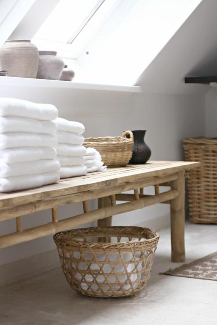 Jolies variantes pas cher pour un meuble en bambou for Meuble salle de bain bambou pas cher