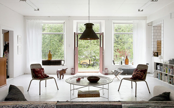 meubles-design-scandinave-tapis-scandinave-maison-scandinave-chaises