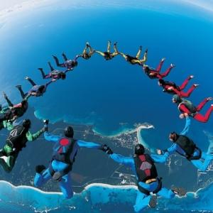 Osez sauter en parachute - une expérience inoubliable!