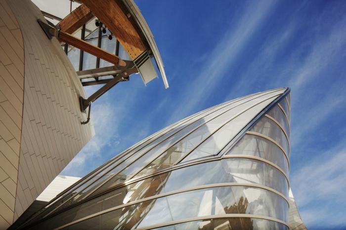 musée-fondation-luis-vuitton-architecture-contemporaine-marques de luxe