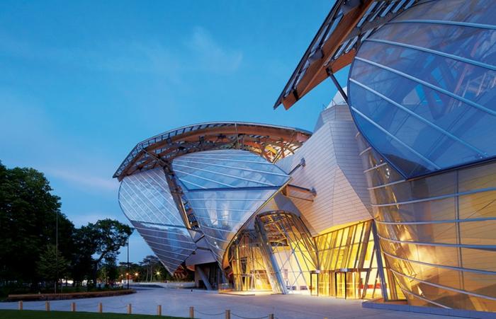 musée-louis-vuitton-couche-de-soleil-moderne-architecture-musées-marques de lux