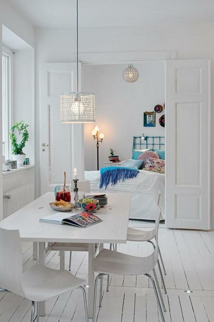 parquet-blanc-sol-en-bois-blanchi-mobilier-et-peinture-blanches