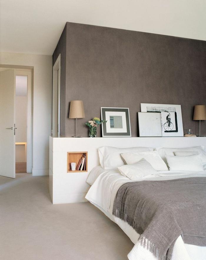 peinture-lavable-gris-pour-la-chambre-à-coucher-avec-murs-gris-foncé