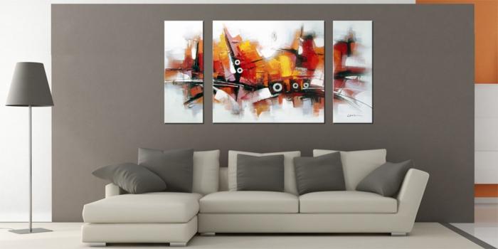 peinture-pour-le-salon-idée-originale-en-trois-panneaux-tableau-triptyque-contemporaine