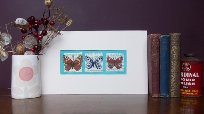 peinture-pour-le-salon-idée-originale-en-trois-panneaux-tableau-triptyque-papillon