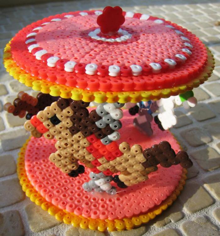 perles-à-repasser-carroussel-créatif-créations-en-perles-3d