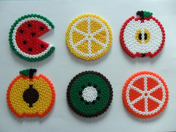 perles-à-repasser-les-fruits-vitaminés-en-plastique