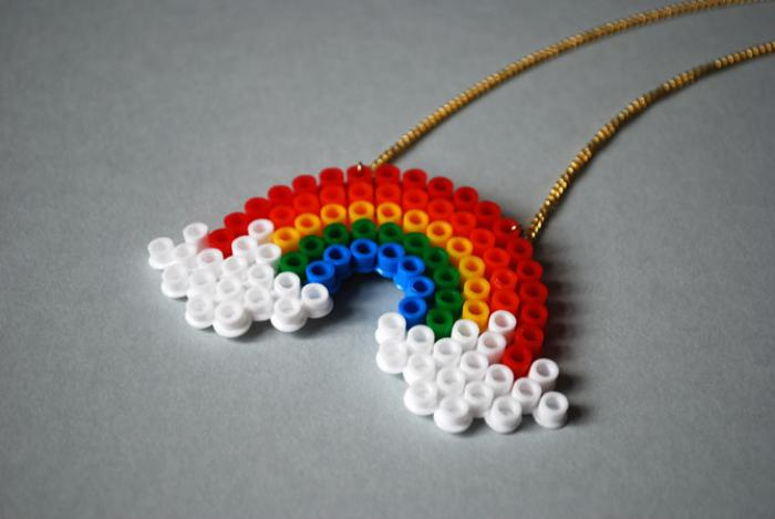 retrouvez les perles à repasser - un amusement créatif - archzine.fr
