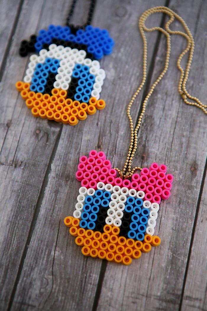 perles-à-repasser-pendentifs-caractères-de-disney