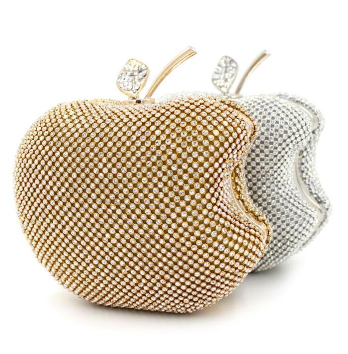 pochette-de-soirée-sacs-à-main-originaux-forme-de-pomme