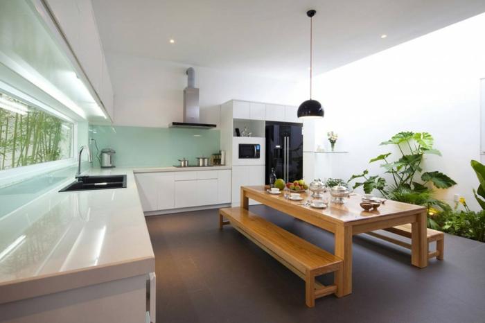 potager-plantes-jardin-d-intérieur-potager-d-intérieur-salle-de-séjour-banc-bois