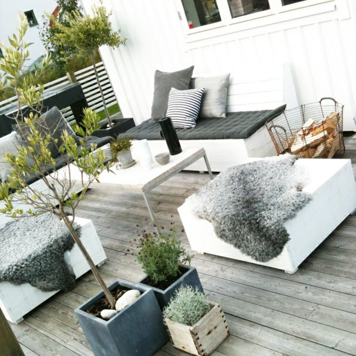 60 photos comment bien am nager sa terrasse. Black Bedroom Furniture Sets. Home Design Ideas
