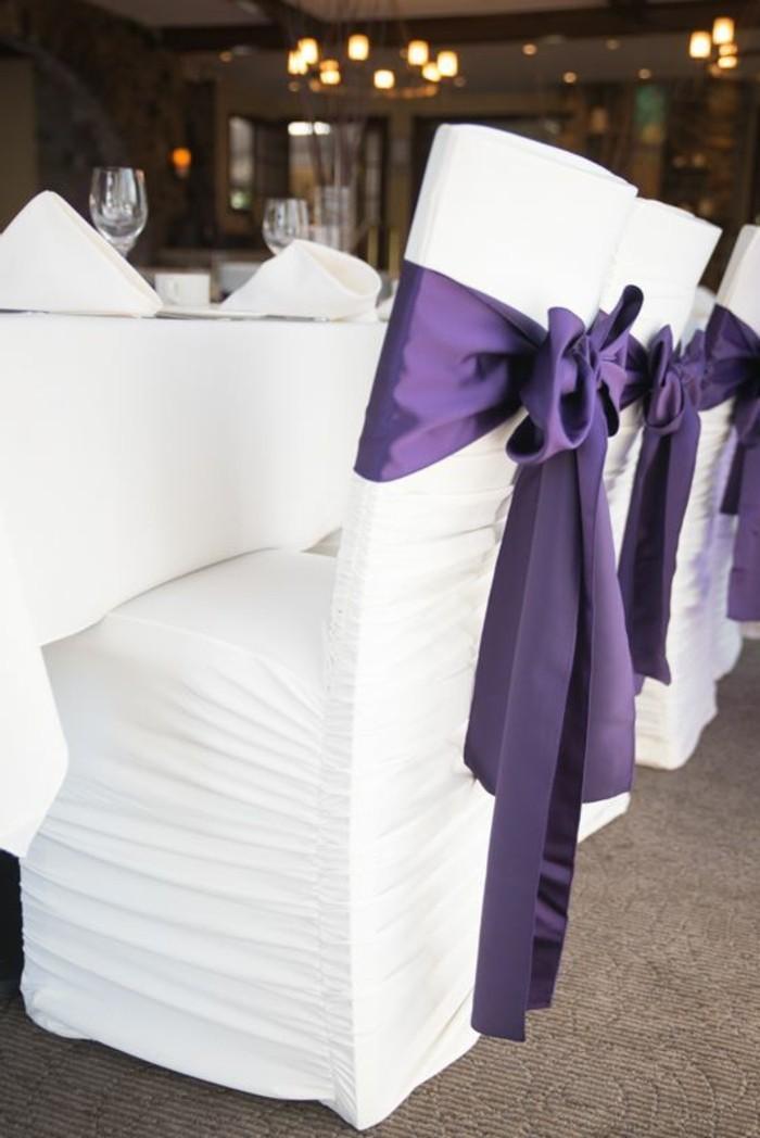 on vous pr sente la housse de chaise mariage en 53 photos. Black Bedroom Furniture Sets. Home Design Ideas