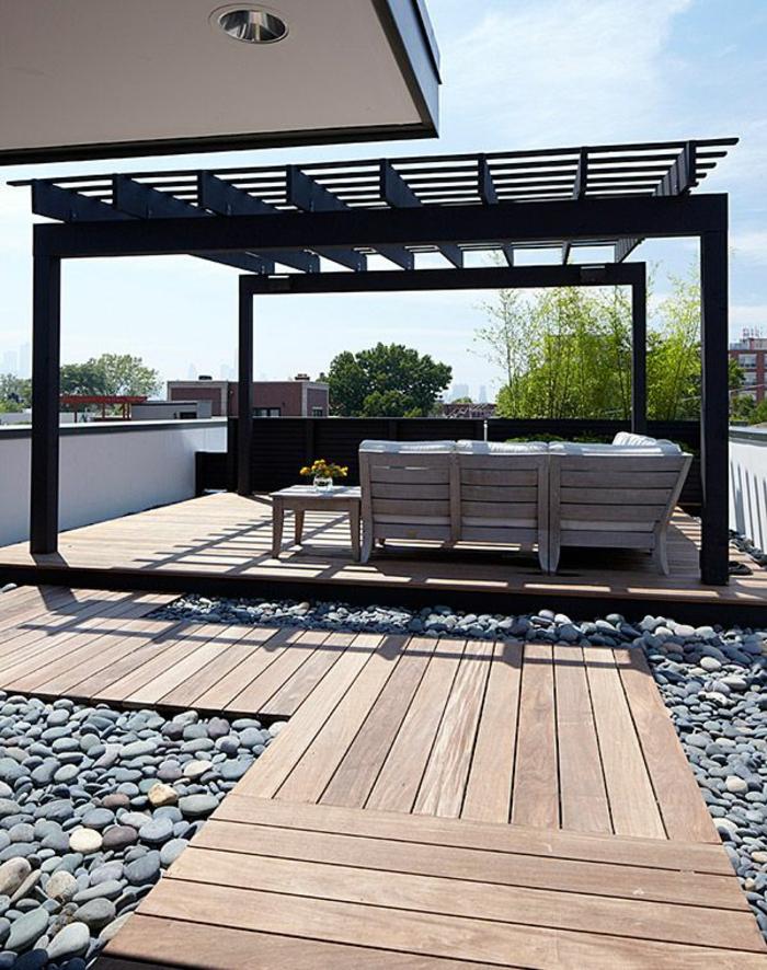 quels-mobiliers-d-extérieur-choisir-pour-le-cour-sol-en-planchers-en-bois-d-extérieur