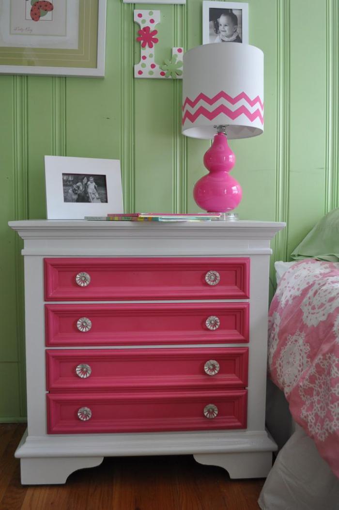 relooker-des-meubles-couleurs-et-patterns-roses