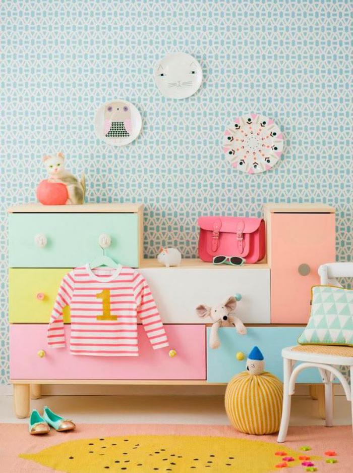 relooker-des-meubles-meuble-relooké-pour-la-chambre-d'enfants