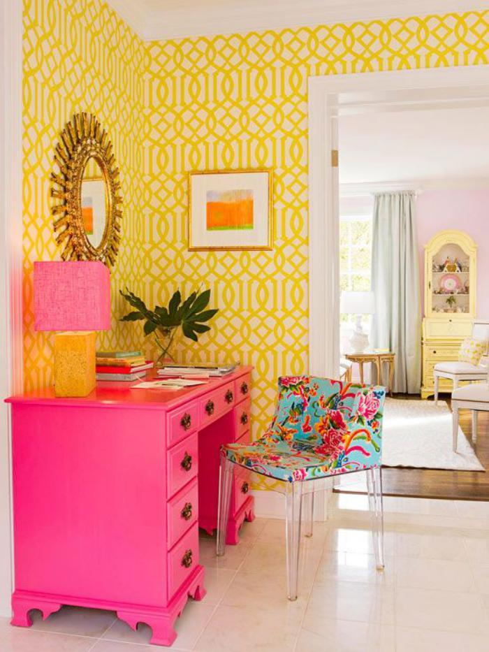 relooker-des-meubles-peindre-une-commode-en-rose