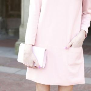 Comment porter la robe droite fluide? 45 charmantes idées!