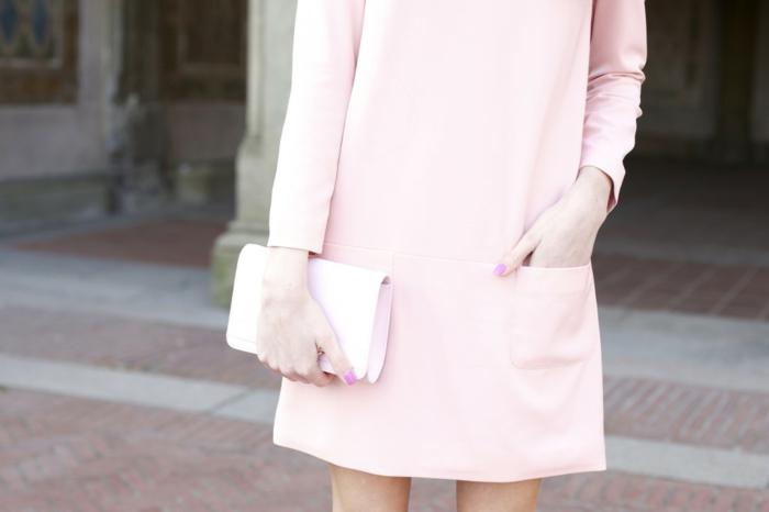 robe-droite-et-fluide-robe-automne-hiver-2014-2015-jolie-robe-rose