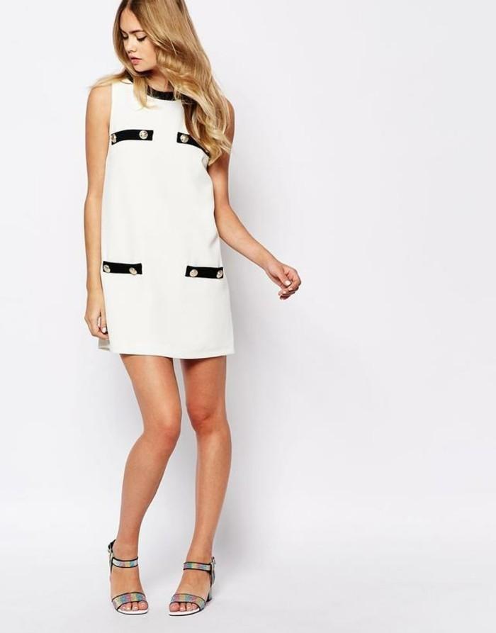 robe-droite-et-fluide-robe-automne-hiver-2014-2015-robe-blanche-courte