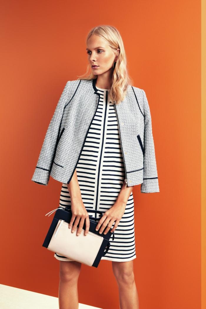 robe-fluide-et-droite-comment-accessoiriser-tenue-mur-orange