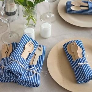 L'assiette bambou - 45 idées originales