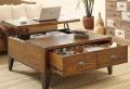 La table basse avec tiroir – un meuble pratique et déco