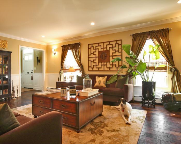 table-basse-avec-tiroir-décoration-orientale-ambiance-beige