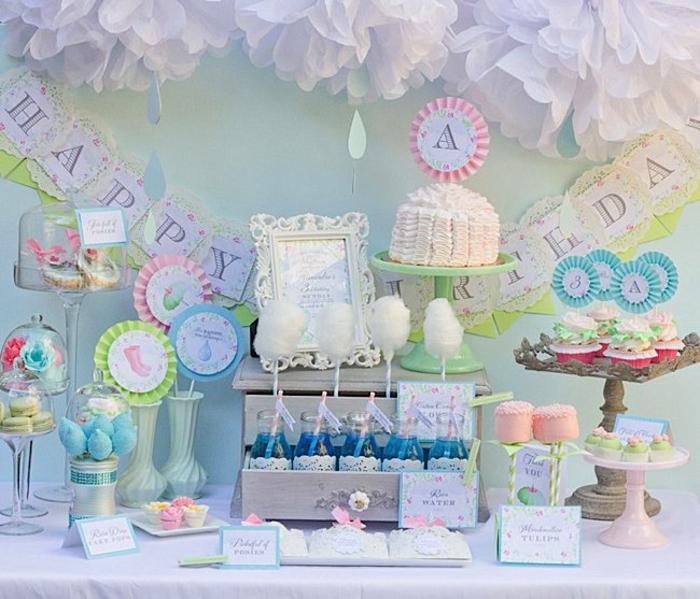 table-cendrillon-disney-cinderella-idées-déco-anniversaire-fille-gâteau-robe-de-princesse-yamm-gâteaux